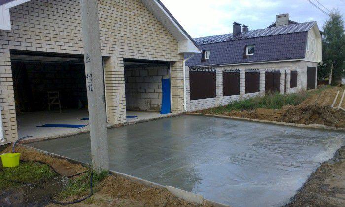 Сайдинг бетон керамзитобетон или пеноблок